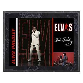 Elvis Presley - 1968 Special 8x10 Plaque
