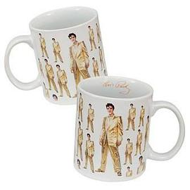 Elvis Presley - Gold Suit Mug