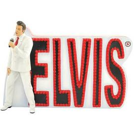 Elvis Presley - Elvis in Lights Mini Statue