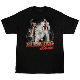 Elvis Presley - Burning Love T-Shirt