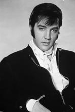 Elvis Presley - Elvis Presley Seated in Classic