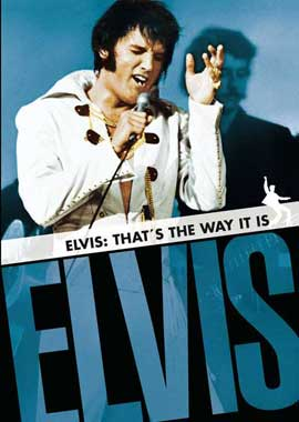 Elvis: That's the Way It Is - 11 x 17 Movie Poster - Czchecoslovakian Style A