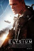Elysium - 11 x 17 Movie Poster - Style B
