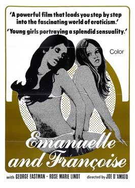 Emanuelle e Francoise le sorelline - 27 x 40 Movie Poster - Style A