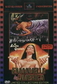 Emanuelle in America - 43 x 62 Movie Poster - German Style A