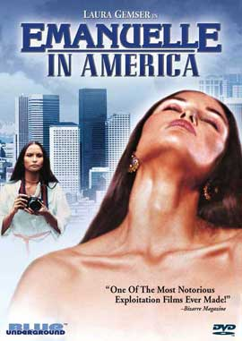 Emanuelle in America - 11 x 17 Movie Poster - Style A