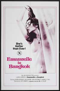 Emanuelle in Bangkok - 43 x 62 Movie Poster - Bus Shelter Style A