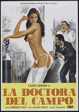 Emanuelle in the Country - 11 x 17 Movie Poster - Spanish Style A