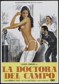 Emanuelle in the Country - 27 x 40 Movie Poster - Spanish Style A