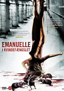 Emanuelle Reports from a Women's Prison - 11 x 17 Movie Poster - Danish Style A
