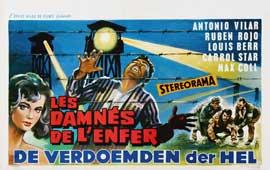 Embajadores en el infierno - 27 x 40 Movie Poster - Belgian Style A