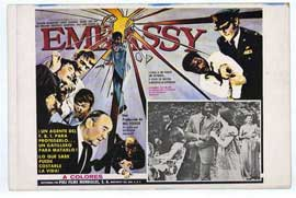 Embassy - 11 x 14 Movie Poster - Style A