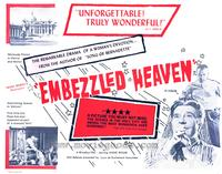 Embezzled Heaven - 27 x 40 Movie Poster - Style B