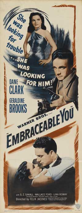 Embraceable You - 14 x 36 Movie Poster - Insert Style A