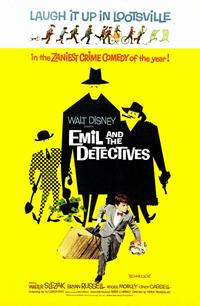 Emil and the Detectives - 11 x 17 Movie Poster - Style A