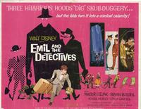 Emil and the Detectives - 11 x 14 Movie Poster - Style A