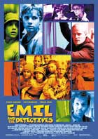 Emil and the Detectives - 11 x 17 Movie Poster - UK Style A