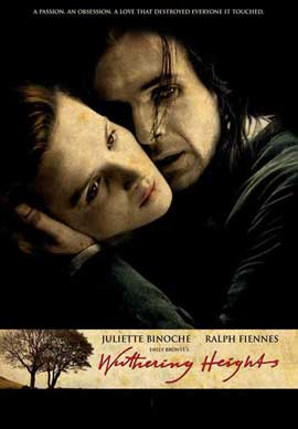 Emily Bront�'s Wuthering Heights - 11 x 17 Movie Poster - UK Style A