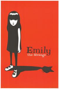 Emily The Strange - Art Poster - 24 x 36 - Style A