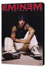 Eminem - 11 x 17 Music Poster - Style C - Museum Wrapped Canvas