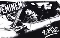 Eminem - 11 x 17 Movie Poster - Style C