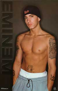 Eminem - Music Poster - 22 x 34 - Style A