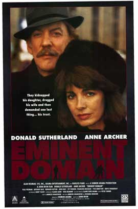 Eminent Domain - 11 x 17 Movie Poster - Style A
