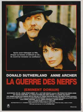 Eminent Domain - 11 x 17 Movie Poster - French Style A