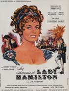 Emma Hamilton - 11 x 17 Movie Poster - French Style A