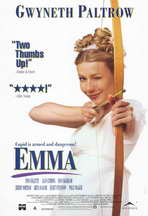 Emma - 11 x 17 Movie Poster - Style B