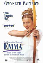 Emma - 27 x 40 Movie Poster - Style B