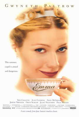 Emma - 27 x 40 Movie Poster - Style A