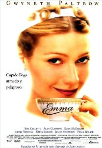 Emma - 11 x 17 Movie Poster - Spanish Style A