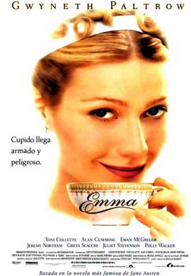 Emma - 27 x 40 Movie Poster - Spanish Style A