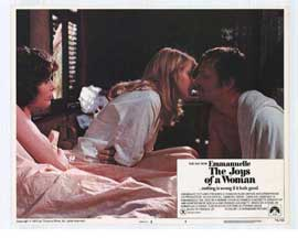 Emmanuelle, the Joys of a Woman - 11 x 14 Movie Poster - Style D