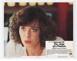 Emmanuelle, the Joys of a Woman - 11 x 14 Movie Poster - Style H