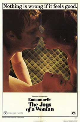 Emmanuelle, the Joys of a Woman - 27 x 40 Movie Poster - Style A