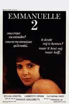 Emmanuelle 2 - 11 x 17 Movie Poster - Belgian Style A