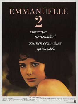 Emmanuelle 2 - 11 x 17 Movie Poster - French Style A