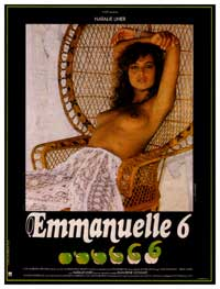 Emmanuelle 6 - 27 x 40 Movie Poster - French Style A