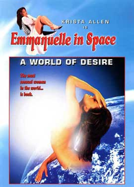 Emmanuelle: A World of Desire (TV) - 11 x 17 Movie Poster - Style A