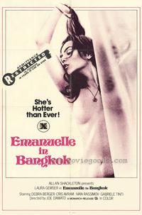 Emmanuelle in Bangkok - 43 x 62 Movie Poster - Bus Shelter Style A