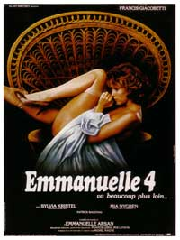 Emmanuelle IV - 11 x 17 Movie Poster - French Style A
