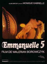 Emmanuelle V - 11 x 17 Movie Poster - French Style A