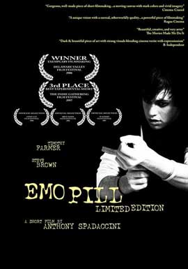 Emo Pill - 11 x 17 Movie Poster - Style A