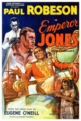 Emperor Jones - 27 x 40 Movie Poster - Style A