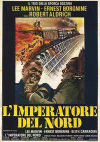 Emperor of the North Pole - 11 x 17 Movie Poster - Style C