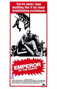Emperor of the North Pole - 11 x 17 Movie Poster - Style D