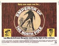 Emperor of the North Pole - 11 x 14 Movie Poster - Style A