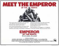 Emperor of the North Pole - 11 x 14 Movie Poster - Style I